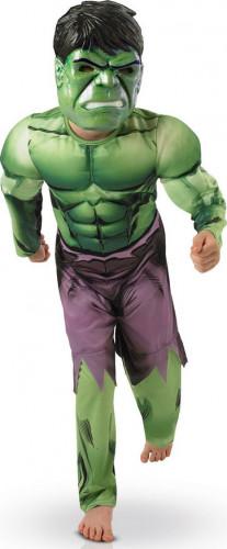 Costume lusso Hulk™ bambino