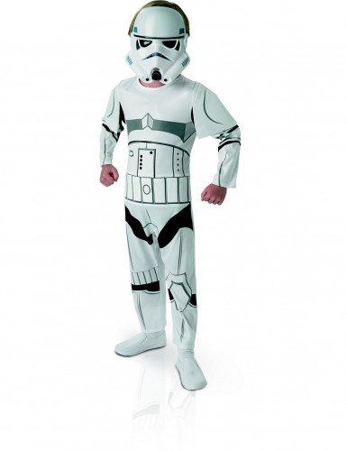 Costume Stormtrooper Star Wars Rebels™ bambino-2