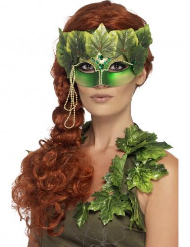 Maschera ninfa della foresta