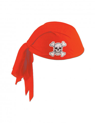 Cappello bandana pirata adulto
