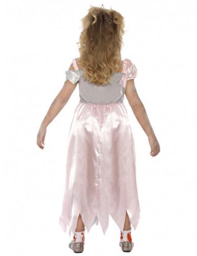 Costume principessa zombie bambina-1