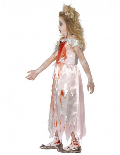 Costume principessa zombie bambina-2