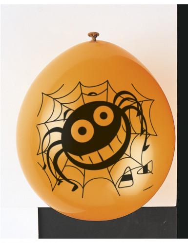 10 palloncini ragni Halloween-1