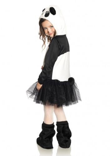 Costume Panda per bambina-1