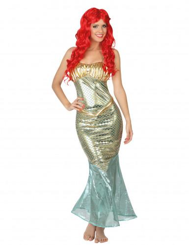 Costume sirena donna