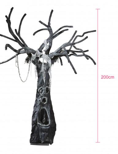 Decorazione di Halloween: albero stregato gigante