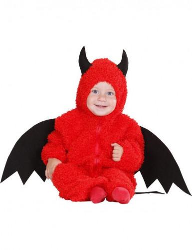 Costume diavoletto neonato Halloween