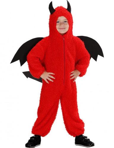 Costume diavoletto neonato Halloween-1