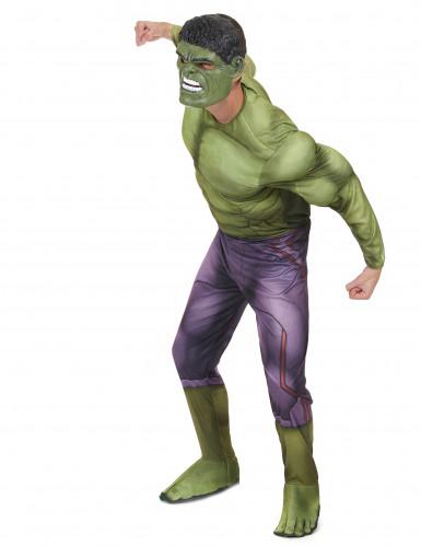 Travestimento adulto deluxe Hulk™ movie 2-1