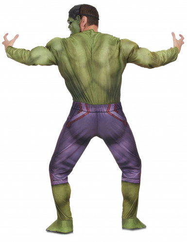 Travestimento adulto deluxe Hulk™ movie 2-2