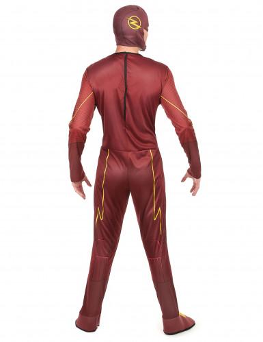 Costume classico Flash™ per adulto-2