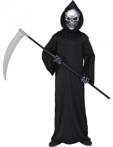 Costume da tristo mietitore bambino Halloween