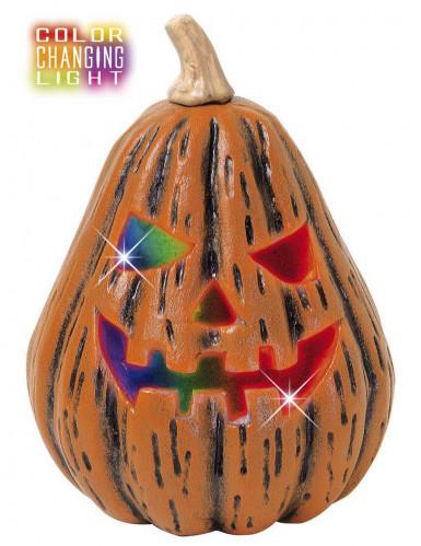 Decorazione halloween zucca luminosa for Zucca halloween luminosa