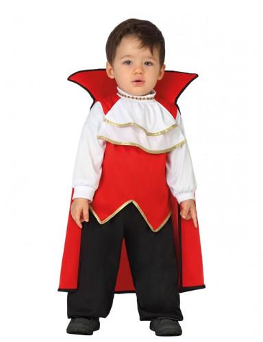 Costume vampiro bebé