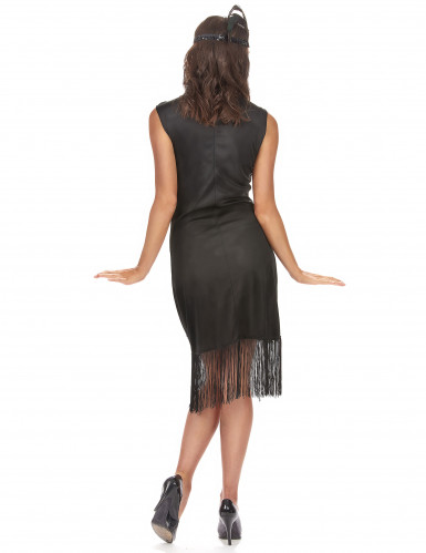 Costume Charleston nero per donna-1