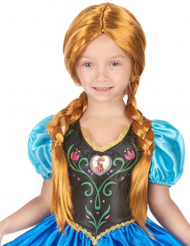 Parrucca Anna Frozen - Il Regno di Ghiaccio™