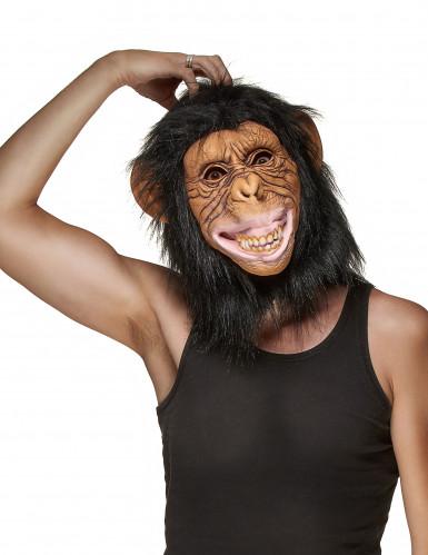 Maschera lattice scimmia per adulto