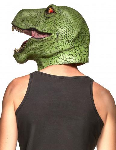 Maschera Lattice Dinosauro adulto-1