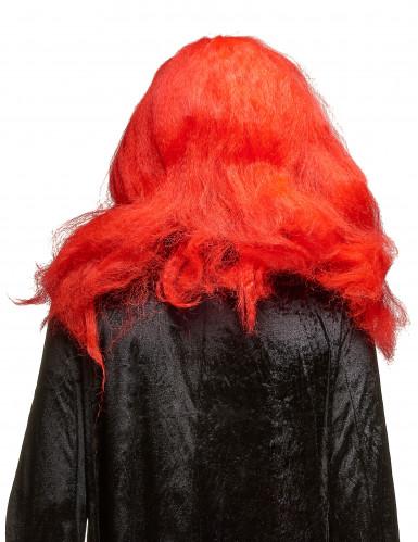 Maschera adulto clown terrificante-1