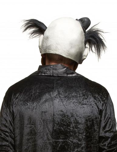 Maschera di Halloween da clown spaventoso-1