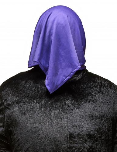 Maschera in lattice da donna anziana-1