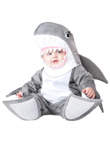 Costume Squalo per neonato - Lusso