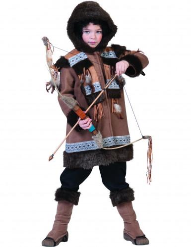 100% originale disponibile nuovi stili Costume eschimese bambino