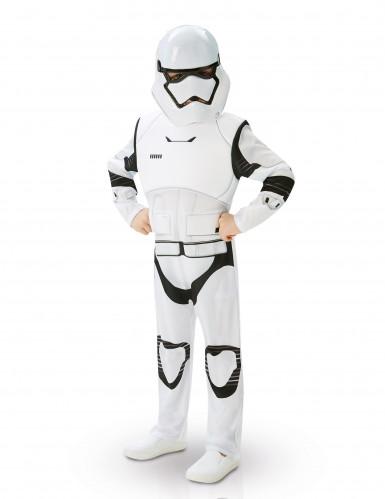 Travestimento Deluxe da Stormtrooper per bambino - Star Wars VII™