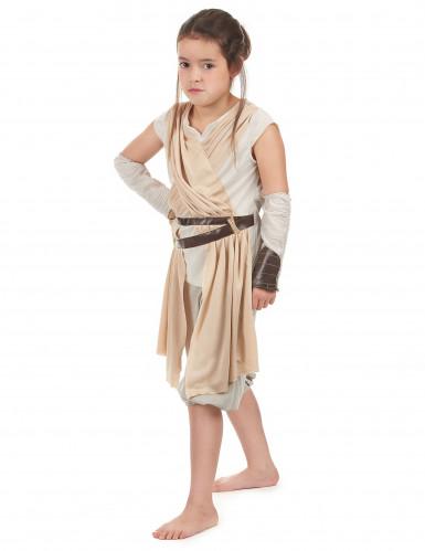 Costume lusso Rey Star Wars VII™ bambina-1