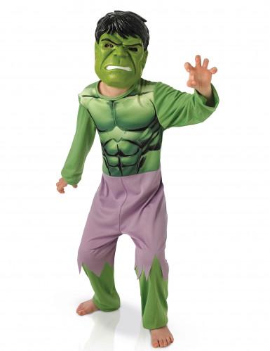 Costume da Hulk™ per bambino - the Avenegrs™