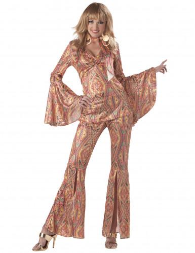 Costume Disco Paillette donna
