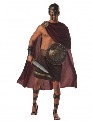 Spada e scudo da spartano-1