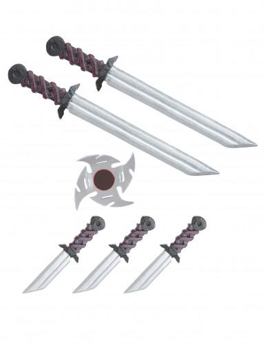 Kit armi da ninja per bambino