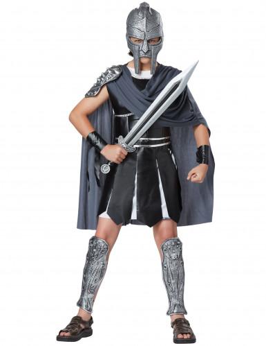 Maschera e spada da gladiatore per adulto-1