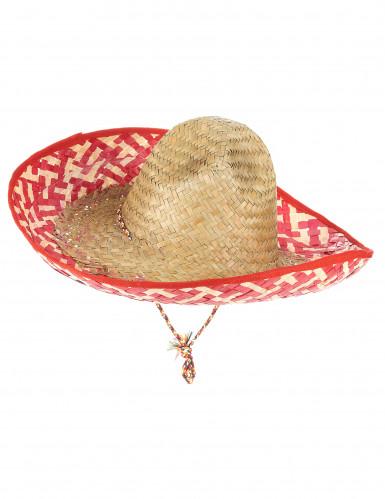 Sombrero da messicano per adulto