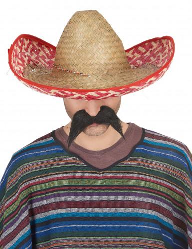 Sombrero da messicano per adulto-1