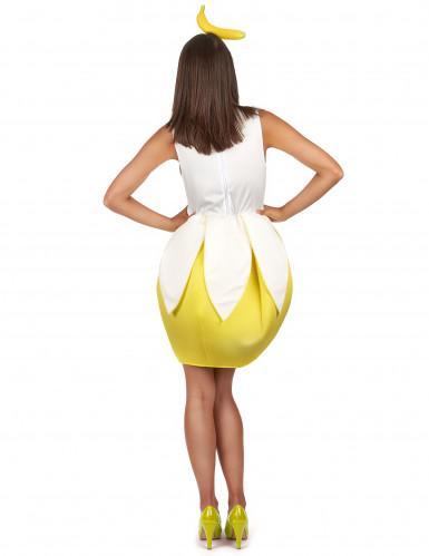 Costume da banana per donna-2