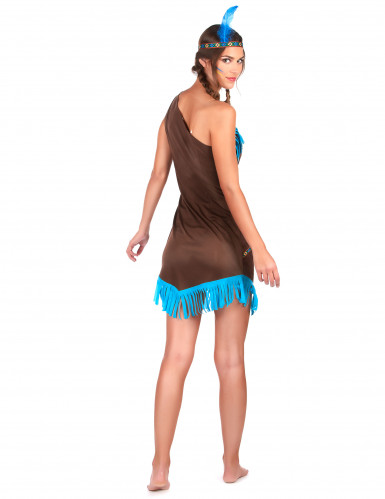 Costume Indiana per donna-2