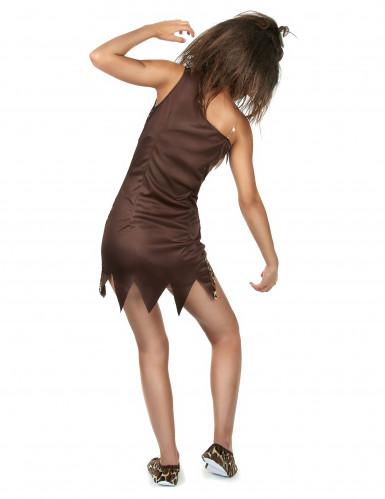 Costume da donna preistorica-2