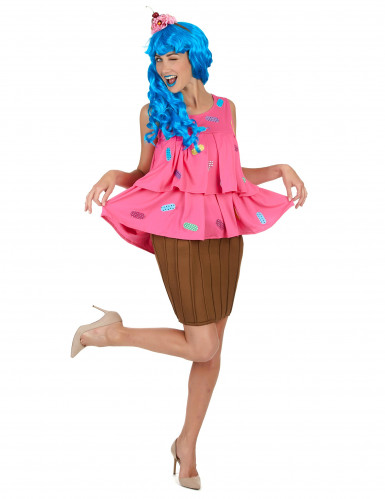 Costume da cupcake pop star per donna-1