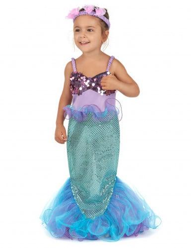 Costume da sirena per bambina-1