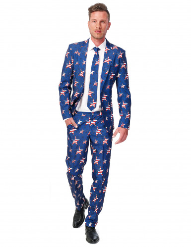 Costume Mr USA Star uomo Suitmeister™