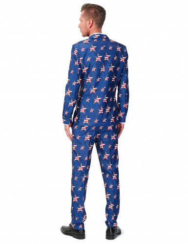 Costume Mr USA Star uomo Suitmeister™-1