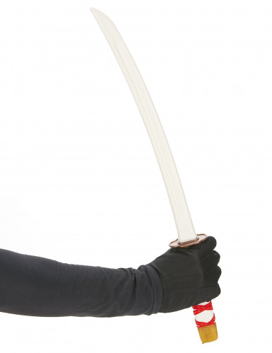 Spada ninja rossa bambino-1