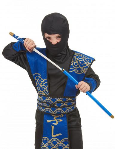 Sciabola ninja blu bambino-1