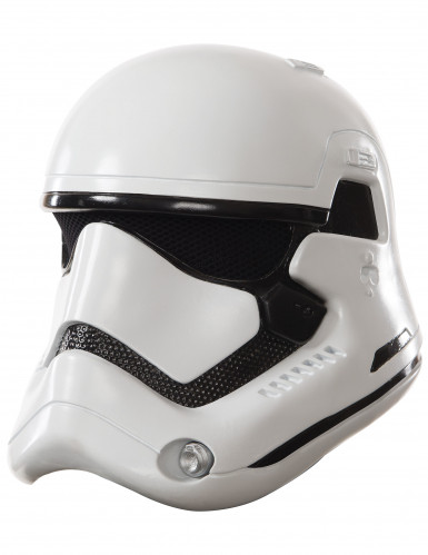 Maschera deluxe 2 pezzi Stormtrooper Star Wars VII™ adulto