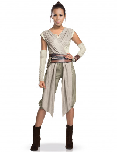 Costume per adulto Luxe Rey - Star Wars VII™