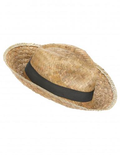 Cappello Panama in paglia adulto