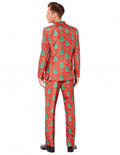 Costume classico Albero di Natale per uomo -Suitmeister™-1