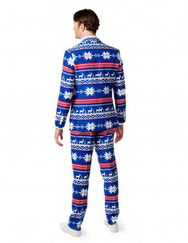 Costume Mr Neve di natale per uomo Opposuits™-1